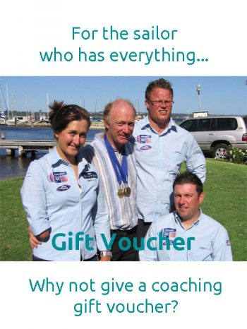 Rushall Sailing Gift Vouchers