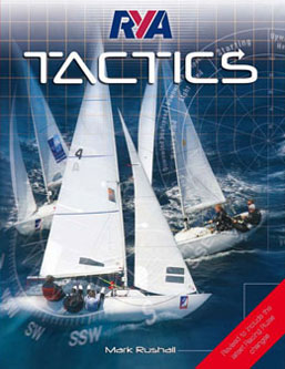 RYA Tactics By Mark Rushall 250x333