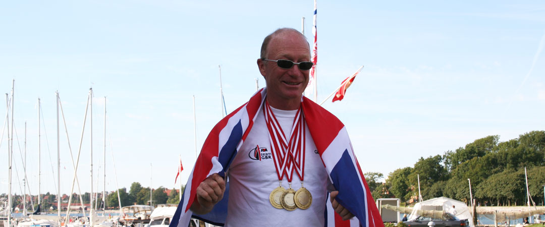 Mark Rushall sailing coach