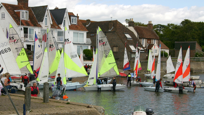 Harbour Regatta Competition