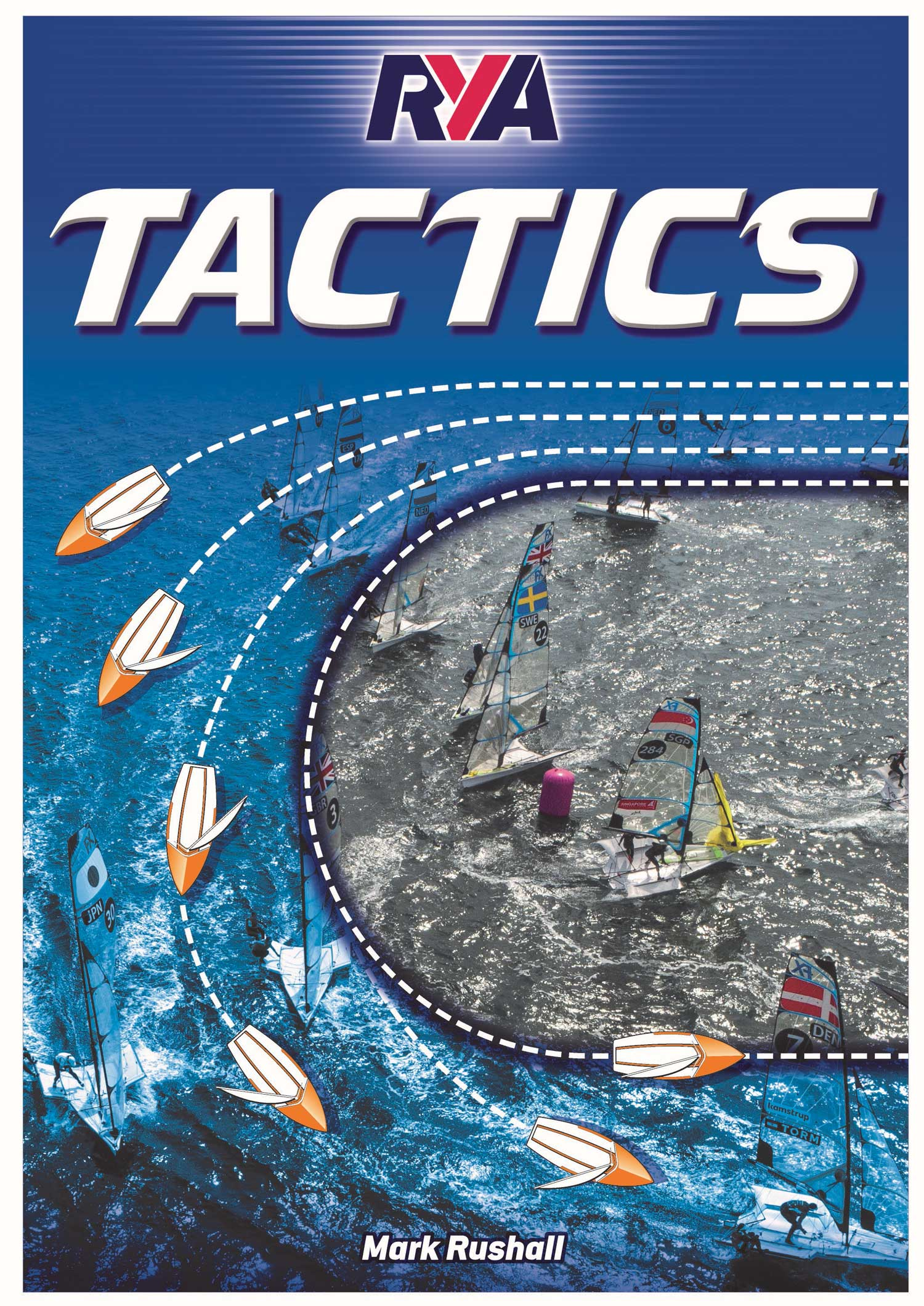 RYA Tactics 3rd Edition By Mark Rushall