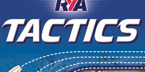 RYA Tactics Has Gone To The Printers!