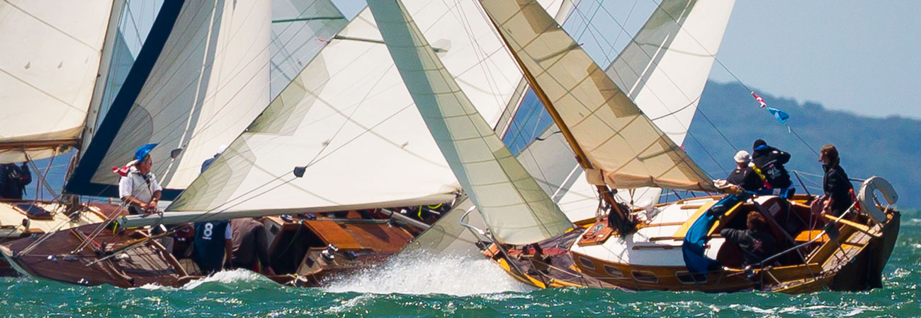 Rushall Sailing classic boat coach